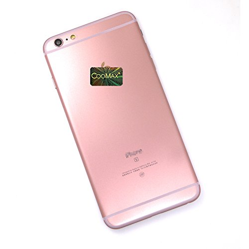 COOMAX Dummy Phone For Apple IPhone 6S Plus 55 Inch Non Working 11 Scale Toy Model Rose Gold With Black Screen