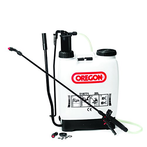 Oregon 518771 Backpack Sprayer, 5 gallon