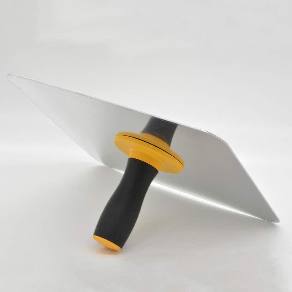 300 x 300 mm Paleta de aluminio con mango de doble color Plastering Hawk