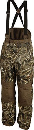 Drake Men's Guardian LST High Back Hunt Pants Polyester Realtree Max-5 Camo XL