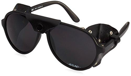 ALPLAND Mountain GOGGLES - GLACIER glasses Mountain glasses Safety Goggles Sunglasses -highest Sun protection Cat. 4 by - Goggles Glacier