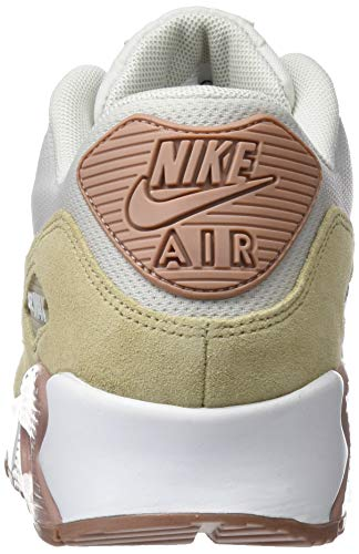Air Mehrfarbig Bone 90 Pink Nike Max Mushroom Sportive 325213046 Scarpe Wmns Particle Bone Light Light 5SzqSy4w