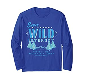 Save The Wild Internet T-Shirt