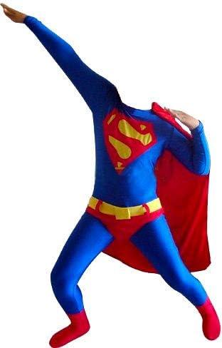 FYBR Disfraz de Superman para niños, Unisex, para niños y niñas ...