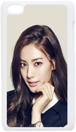 Ipod Touch 4 Case White Hd61 Nana Kpop Idol Music Sexy Girl Esiue