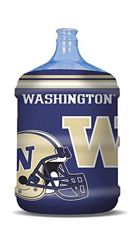 (NCAA Bottle Skinz 5 Gallon Water Cooler Cover, Washington Huskies)