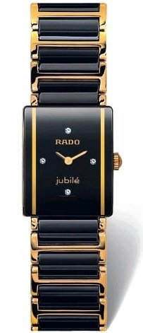 - Rado Ladies Watches Integral R20383712 - WW