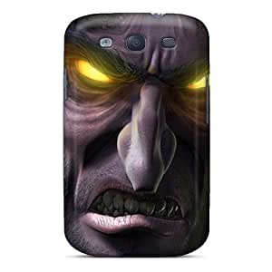 Galaxy S3 Well-designed Hard Cases Covers Protector (world Of Warcraft)