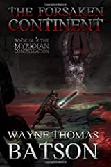 The Forsaken Continent (The Myridian Constellation) Paperback
