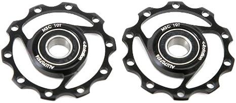 MSC Bikes MSC Ultralight Alu7075 T6 11D Rulinas de Ciclismo