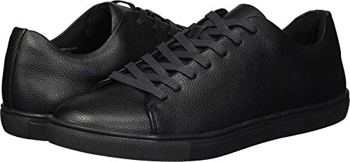 Unlisted by Kenneth Cole Men's Stand Sneaker C Black, 12 M US