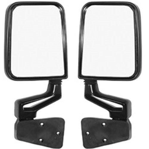 Crown Automotive 82200834K Black Door Mirror Kit