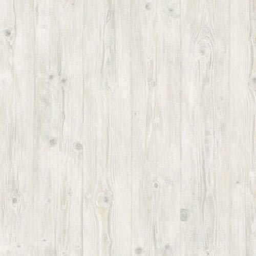 (Manhattan Comfort LL29501 Woodgrain Wallpaper, Cream/Grey )