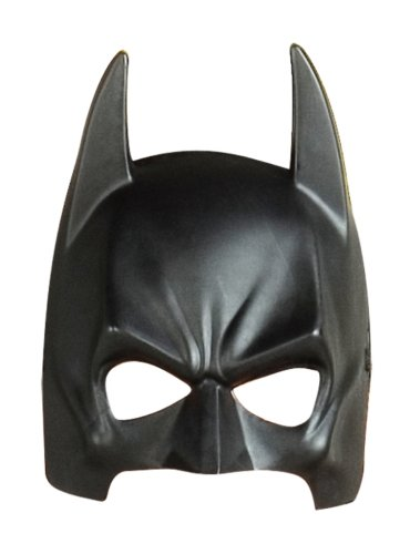 Child Batman Mask (Rubie's Batman Child Mask (One Size))