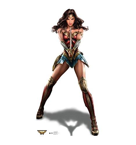 Wonder Woman ( 2017Film )–Advanced Graphics Life Size Cardboard Standup One Size 2477