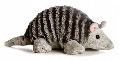 Aurora Flopsies Armadillo 8 Plush by Aurora