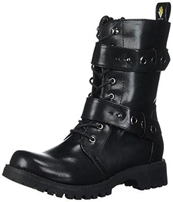 VOLATILE Women's Pocket Combat Boot