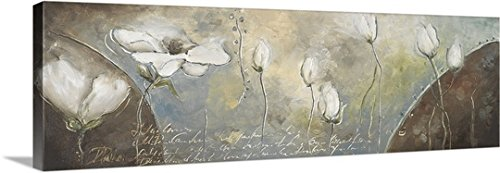 Patricia Pinto Premium Thick-Wrap Canvas Wall Art Print enti