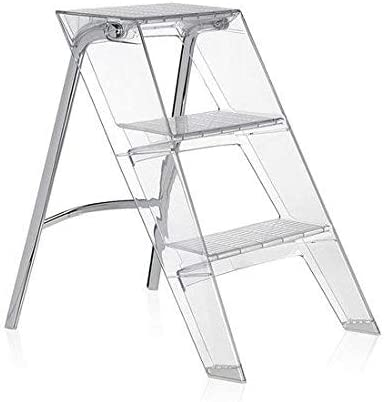 Kartell Escalera Alta, Crystal: Amazon.es: Hogar