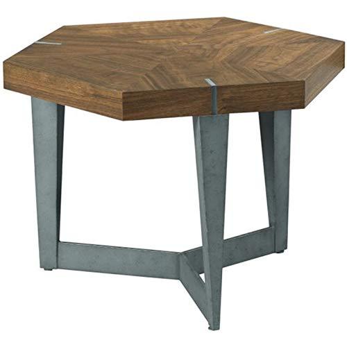 American Drew AD Modern Synergy Echo Coffee Table in Walnut