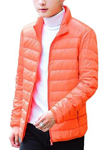 Light Coat Sleeve Men's 1 amp;W Jackets Long Down Puffer amp;S Warm M qxzICBc4wn
