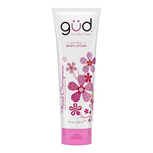 Gud Floral Cherrynova Natural Body Lotion, 8 Fluid (Chic For Women Body Lotion)