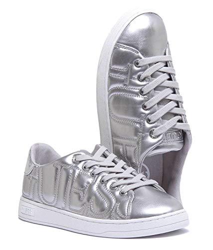 Guess Sneakers Sneakers Flcen4lel12 Silver Silver Flcen4lel12 Guess Sneakers Guess Silver Flcen4lel12 Silver Sneakers Guess FrrdzwIq