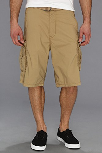 Levi's Men's Snap Cargo Short, Harvest Gold Microdobby, 42W