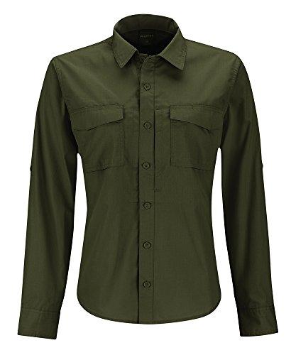 Propper Women's REVTAC Long Sleeve Shirt, Olive, - Tactical Shirt Ls
