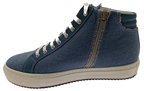 Baskets Loren Femme orthétique C3780 Chaussure Jeans g5A5vwq