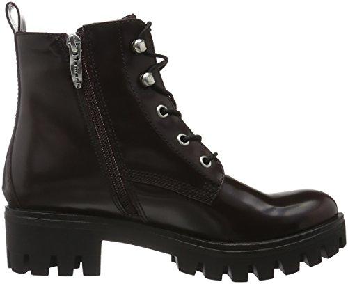 Boots Women''s Red bordeaux Combat 25288 Tamaris 549 xF7gwtwq