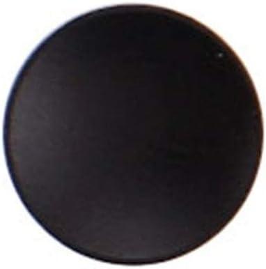 Diameter: 11mm Fashion Convenience Durable Universal Metal Camera Shutter Release Button Thickness: 2mm Pretty Color : Black