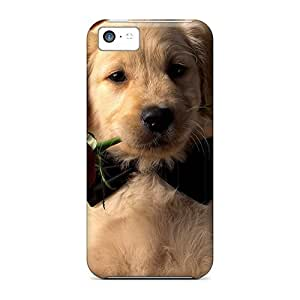 Awesome Case Cover/iphone 5c Defender Case Cover(dog Rose)