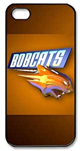 NBA Charlotte Bobcats Customizable iphone 5 Case by icasepersonalized
