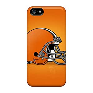 Fashion Protective Cleveland Browns Case Cover For Iphone 5/5s