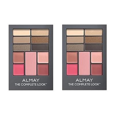 (Pack 2) Almay The Complete Look Palette, 200, Medium