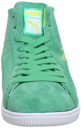 grün Glyde Puma aurora mint white 11 Leaf Verde Mid 354049 Sneaker Donna HABSqY