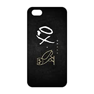 XO 3D Phone Case for iPhone 5S