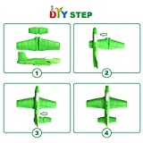 "US Sense 6 Pack 7"" Airplane Battle Plane Toy"