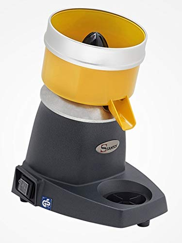 """Santos 11G""""Classic"""" Commecial Citrus Juicer Grey/Orange for sale  Delivered anywhere in USA"""