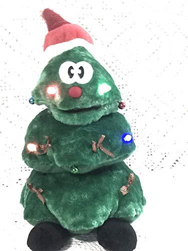 - Plush Animated Dancing Christmas Tree