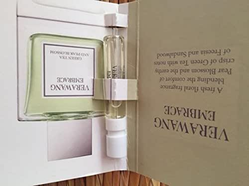 Vera Wang Embrace Green Tea And Pear Blossom (sample 1.2 ml)