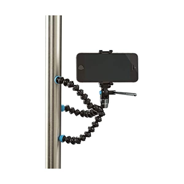 RetinaPix Joby Grip Tight with Gorilla Pod Video Tripod with Magnetic Legs