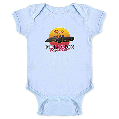 (The Fifth Element Fhloston Paradise Fantasy Travel Light Blue 6M Infant)