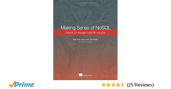 making sense of nosql a guide for managers and the rest of us
