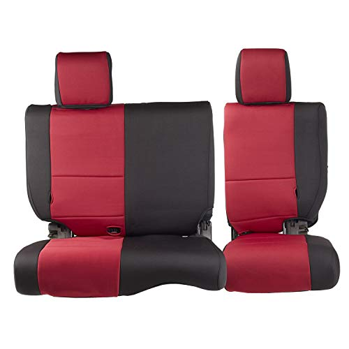 Smittybilt 471630 Neoprene Seat Cover Set ()