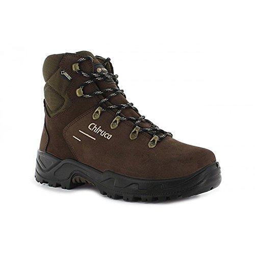 CHIRUCA Scarpe da Camminata ed Escursionismo Uomo Marrone