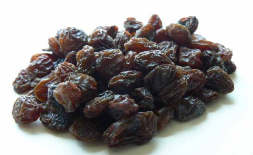 Dark California Raisins 5 Pound Bag (Bulk) by The Nutty Fruit House