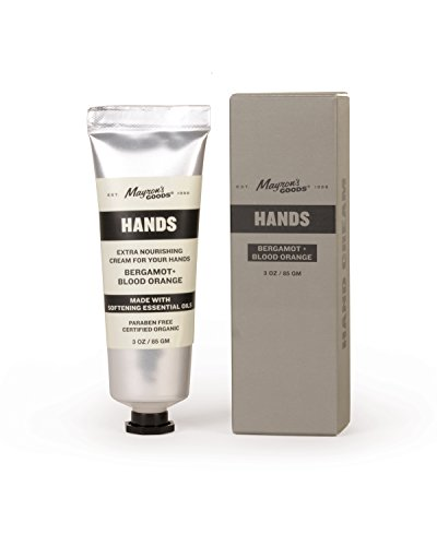 Bergamot and Blood Orange Hand Cream by Mayron's Goods ()