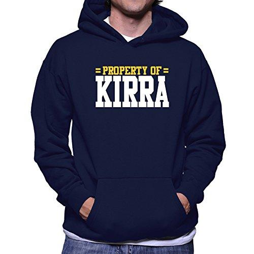 Teeburon Property of Kirra Hoodie - Kirra Hoodie
